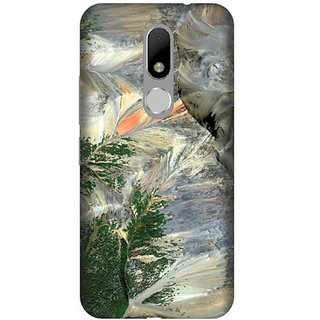 Akogare 3D Back Cover For Motorola Moto M BAEMOM1640