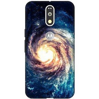Akogare 3D Back Cover For Motorola Moto G4 Plus BAEMG4P1413