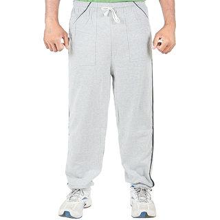 K-TEX Grey cotton trackpant