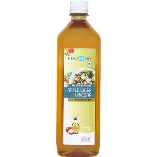 HealthKart Apple Cider Vinegar, 1 L Natural