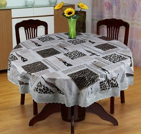 Katwa Clasic - 60 Round Printed Opac WRF-Series Table Cover (POWRF-02)