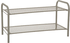 2 Tier Multi Utility Rack White - Eurostar