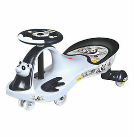 Oh Baby Baby Frog Shape With Back Support Musical Light Magic Car For Your Kids SE-MC-28