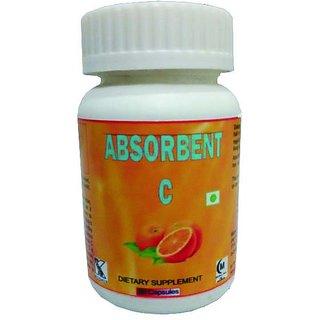 Hawaiian Herbal Absorbent C Capsule(Buy 1 Hawaiian Herbal Absorbent C Capsule And Get 1 Absorbent C Drop Free)