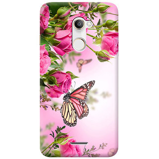 best website 14137 fcdcf Mobile Cover Printed Back Cover For coolpad Note 3s