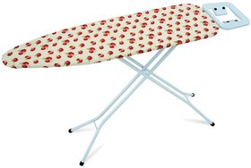 Ironing Board Table Queen Ironing Board 110 x 33 cms Red Flower - Eurostar