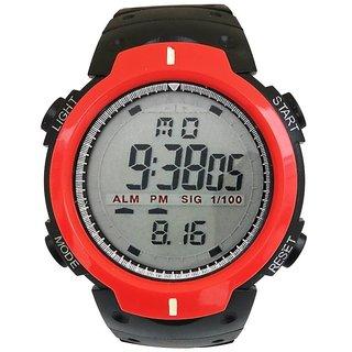 New Digital Sport Red Stylist Sport Watch