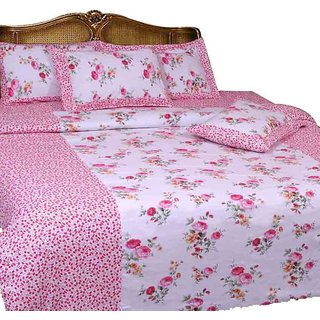 angel homes cotton double bedsheet (X one)