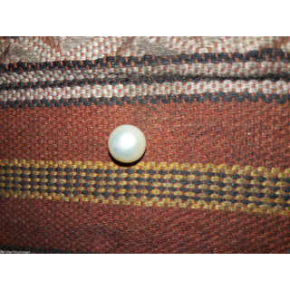 Natural Freshwater Creamy White Pearl Loose Gemstone Indian KESHI Moti 1Pic Best For Ring For All