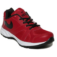 Rod Takes Men's Red Running Shoes