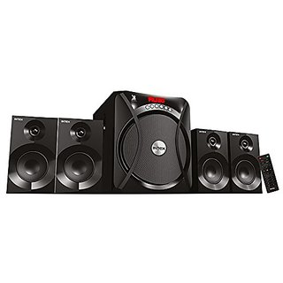 Intex IT Rider 4.1 Channel Multimedia Speakers Home Theaters System