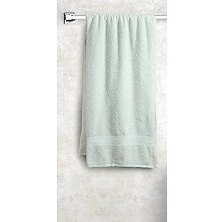 Shop By Room Premium Quality 450 gsm Bath Towel for Kids - Light blue