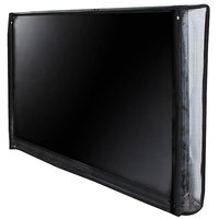 Dream Care Transparent PVC LED/LCD Television Cover For Micromax 24 inches 24B600HDI/24B900HDI HD Ready LED TV