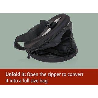 533bb833ed Folding duffel bag (round shape) (cabin size compliant)