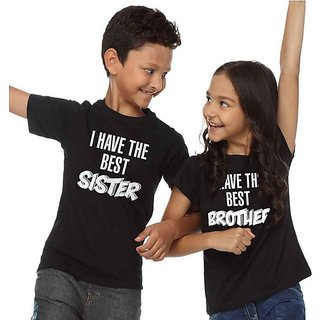 I have best bro/sis Tees Combo