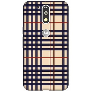 Akogare 3D Back Cover For Motorola Moto G4 Plus BAEMG4P1481