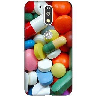 Akogare 3D Back Cover For Motorola Moto G4 Plus BAEMG4P1090