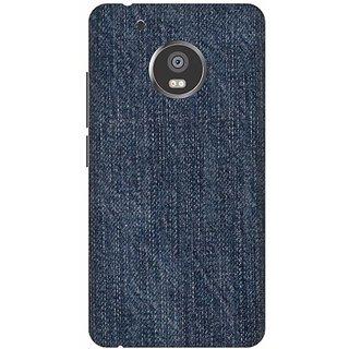 Akogare 3D Back Cover For Motorola Moto G5 Plus BAEMOG51778
