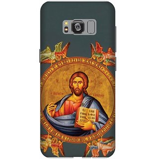 Akogare 3D Back Cover For Samsung Galaxy S8 BAESS81795