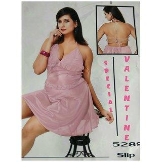 Buy Stylish Pink bedroom nighty-Valentine Special Online - Get 47% Off bb6ca3725