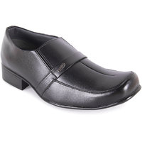 Action Men'S Black Formal Slip On Shoes - 123727888