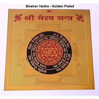 Ratnatraya Shri Bhairav Yantra