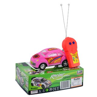 PraSid Remote Radio Control Car - Pink