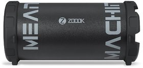 Zoook ZB-Rocker M2 - Mean Machine 5-in-1 Hi-Fi Bluetooth Speaker Black