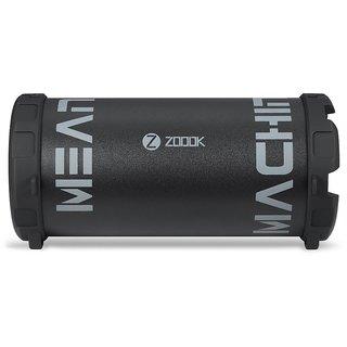 Zoook ZB-Rocker M2 - Mean Machine 5-in-1 Hi-Fi Bluetooth Speaker Black