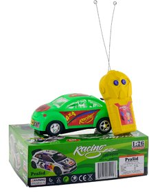 PraSid Remote Radio Control Car - Green