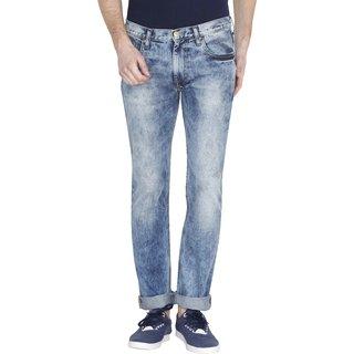 Lee MensBlack Slim Fit Jeans