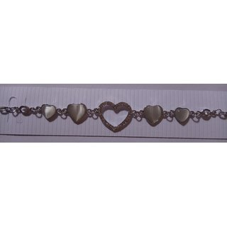 Valentine Gifts for Girlfriend And Wife High Grade Crystal Stylish Bracelet for Women  Girls