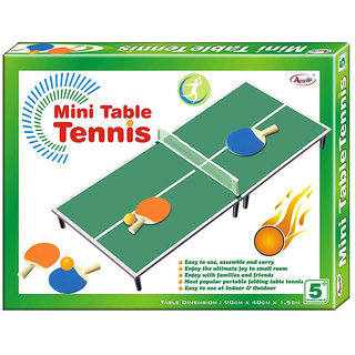 Mini TT Table Tennis Toy For Kids