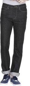 Lee Men'sBlack Slim Fit Jeans