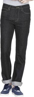 Lee Men'sBlack Slim Fit Jeans