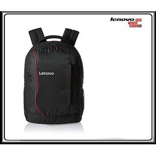 Lenovo 15.6 inch Laptop Backpack Bag (Black)