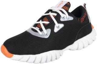 Port Black Sports Shoes