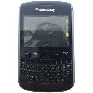 pretty nice cb915 6092a Full Body Housing Panel For BlackBerry Curve 9320(BLACK)