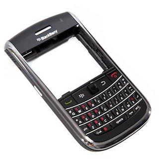 Full Body Housing Panel For BlackBerry Bold 9650 (BLACK)