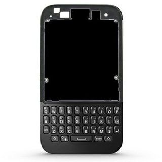 Full Body Housing Panel For BlackBerry Q5 (BLACK)