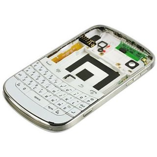 Full Body Housing Panel For BlackBerry Bold 4 9900 (WHITE)