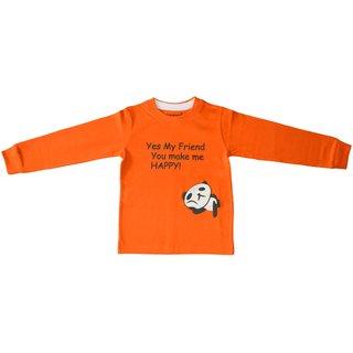 Hash Boys printed cotton T-shirt