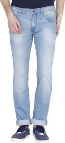 Lee Men's Blue Slim Fit Jeans
