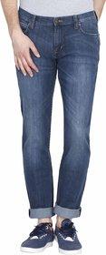 Lee Men's Blue Skinny Fit Jeans