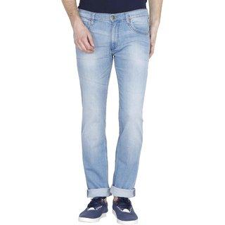 Lee Mens Blue Slim Fit Jeans