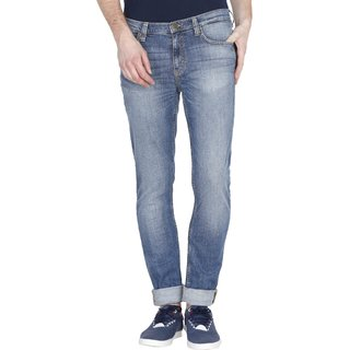Lee Men'sIndigo Skinny Fit Jeans