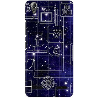 Lenovo A6000 Back Cover By G.Store