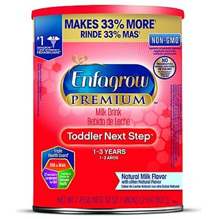 Enfagrow Premium USA (1-3 years) Makes 33 More