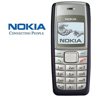 Nokia 1110 / Good Condition/ Certified Pre Owned (6 months Seller Warranty)