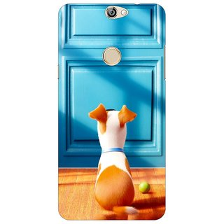 Coolpad Max Back Cover By G.Store